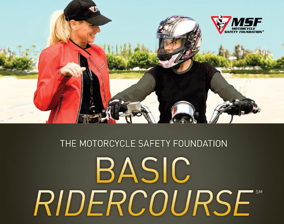 Basic Rider Course (BRC)  2-Day - Private