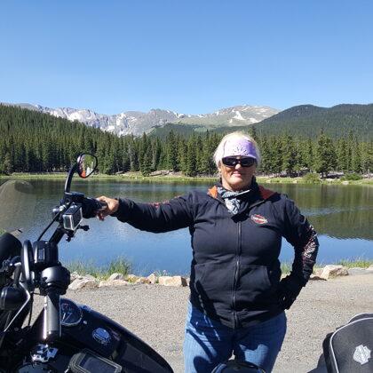 Colorado - Echo Lake - Mt Evans Area