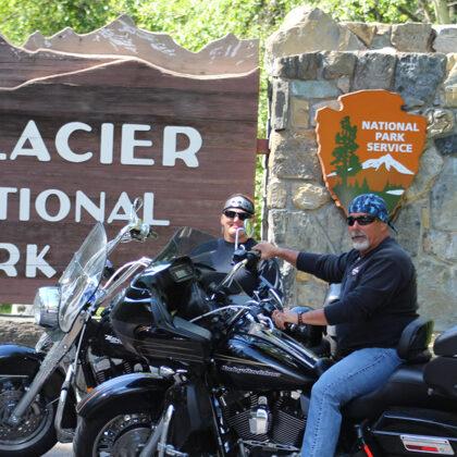 Glacier National Park, ID